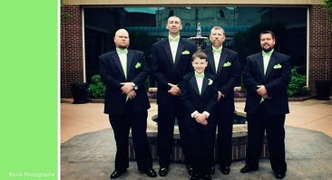 Traylor Wedding